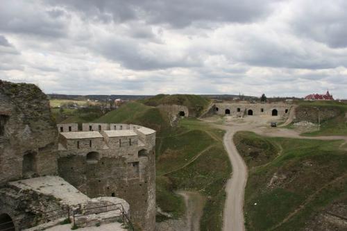 Новый замок