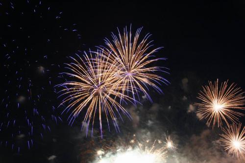 Фестиваль фейерверков в Киеве