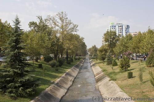 Река Лана