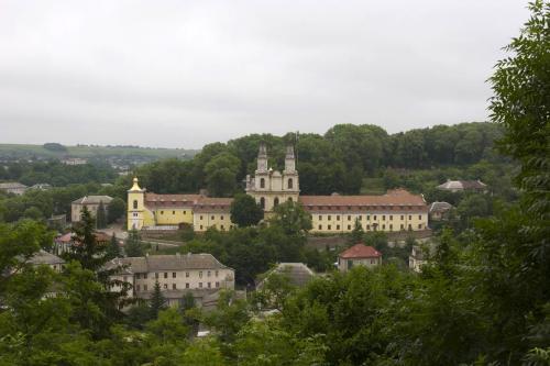 Монастырь Василиан