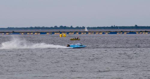 Формула 1 на воде в Вышгороде