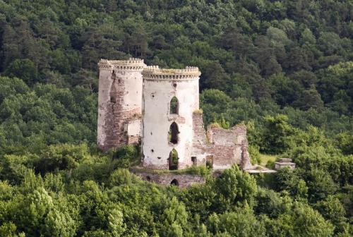 Chervonohrad Castle