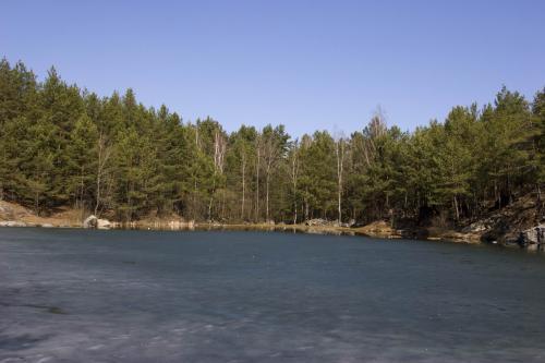 Korostyshiv quarry