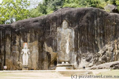 Храм Будурувагала