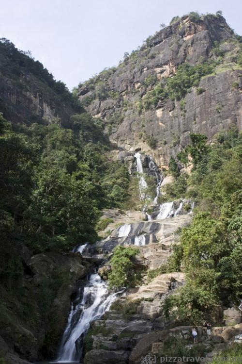 Водопад Равана