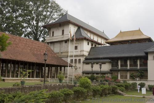 New palace in Kandy