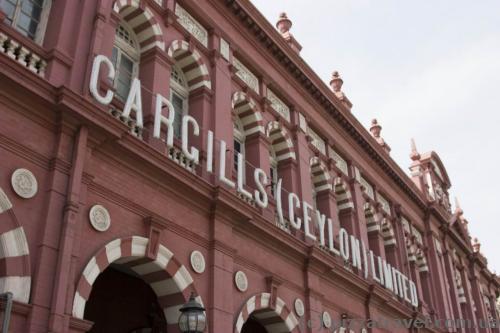 Красивое здание Cargill's Limited