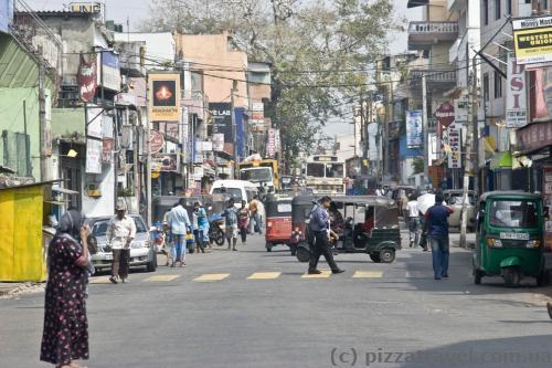 Улица Коломбо
