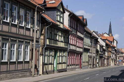 Улица Noeschenroeder