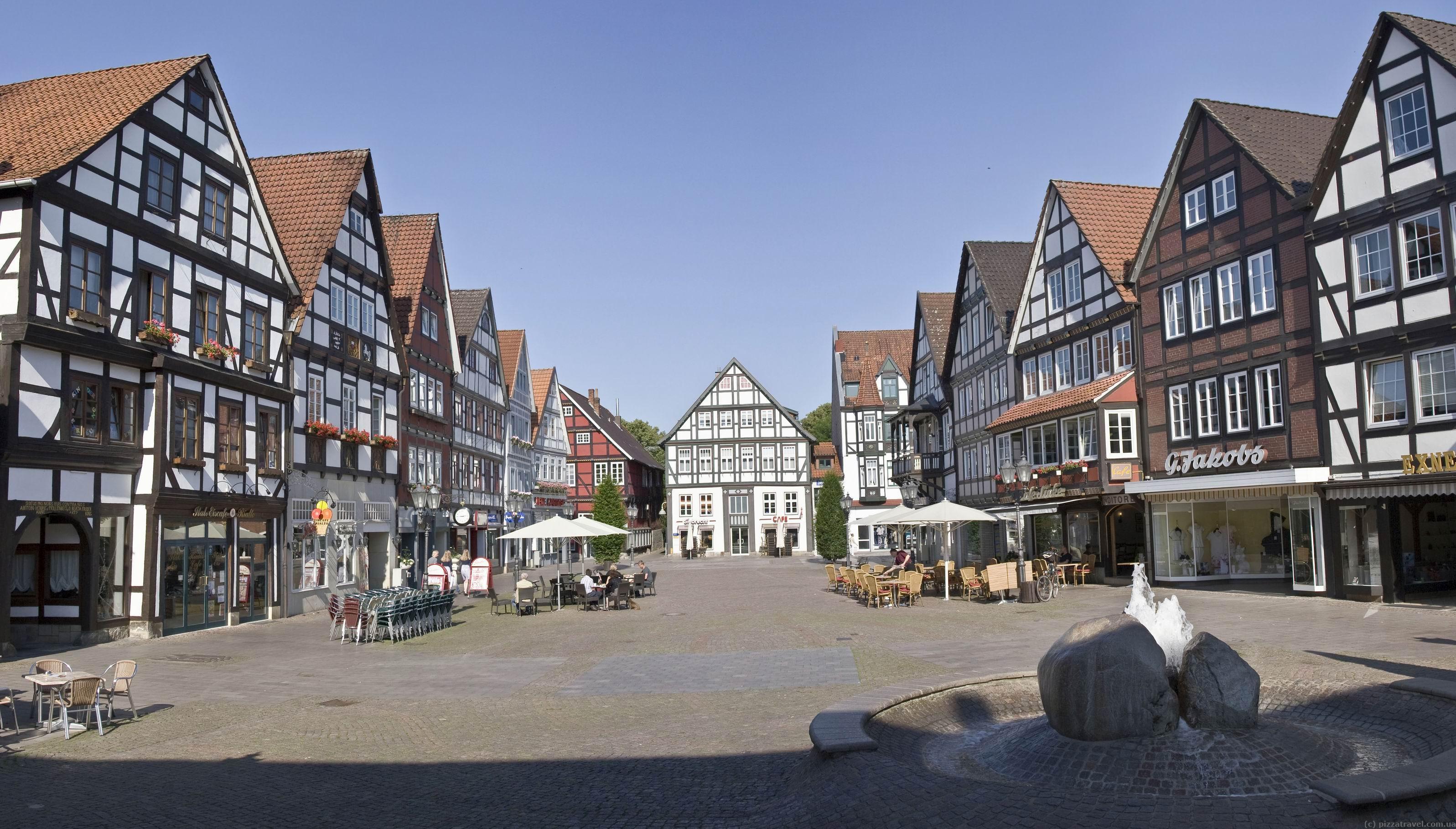 Rinteln Deutschland