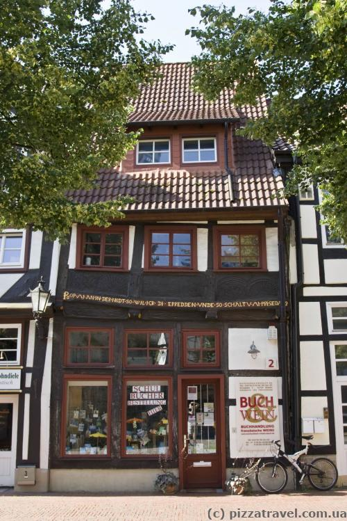 Old house on Kirchplatz