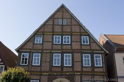 Old house in Rinteln
