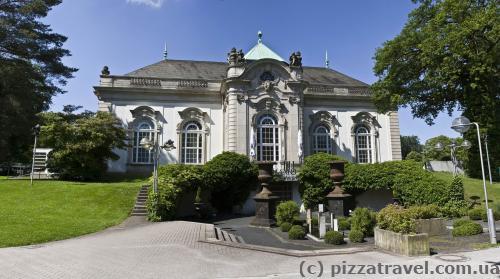 Флигель дворца Кайзера (Kurhaus)