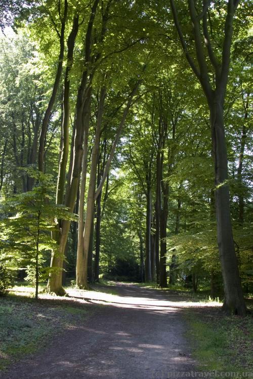 Парк Швейцария в Бад-Эйнхаузене