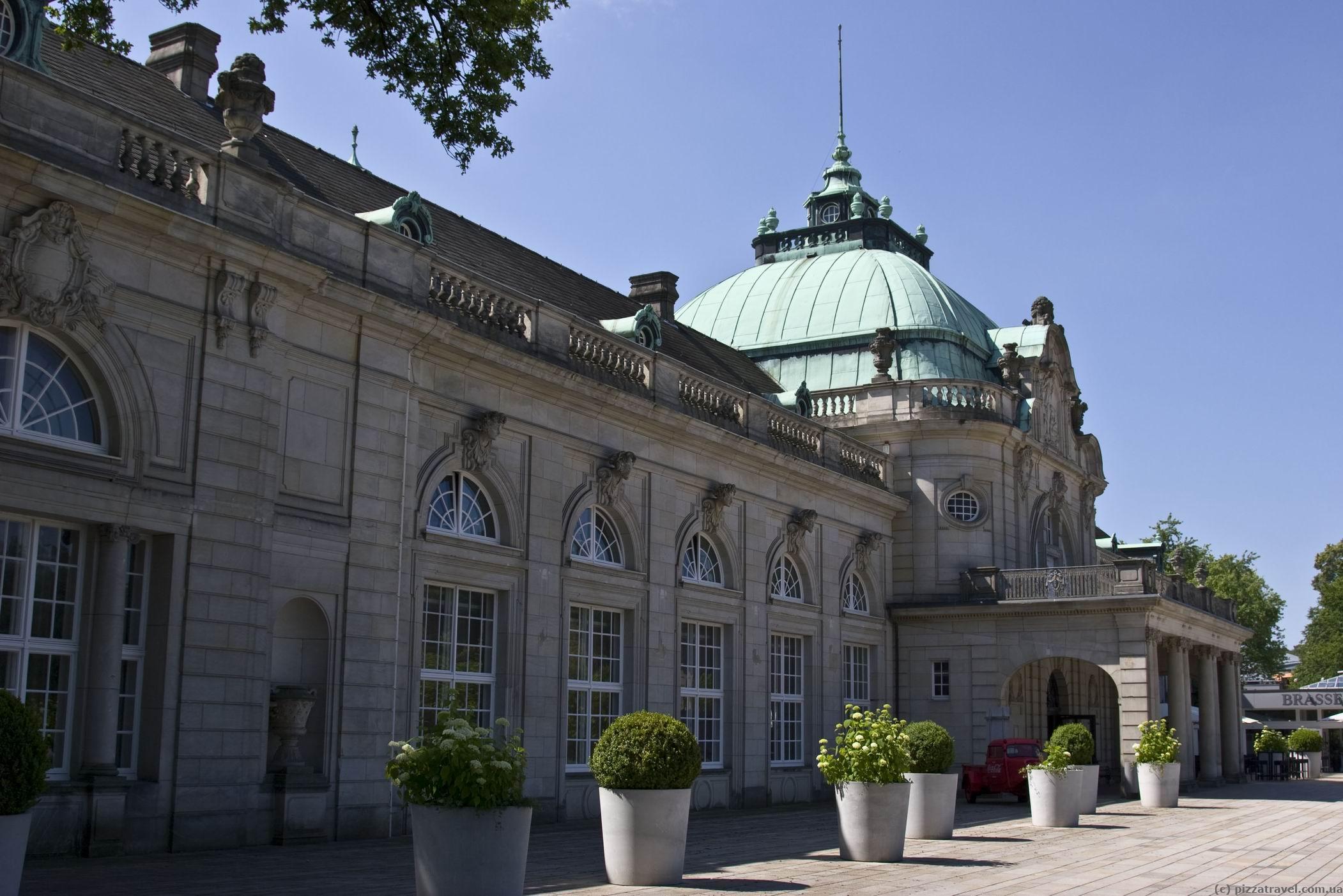 Bad Oeynhausen Kurhaus