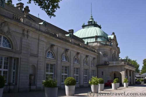 Дворец Кайзера (Kurhaus)