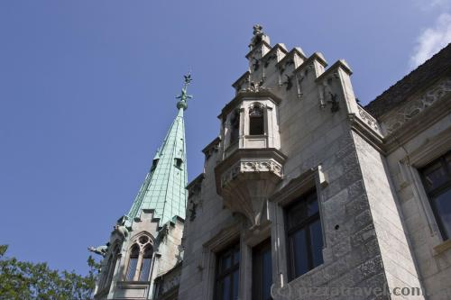 Замковый отель
