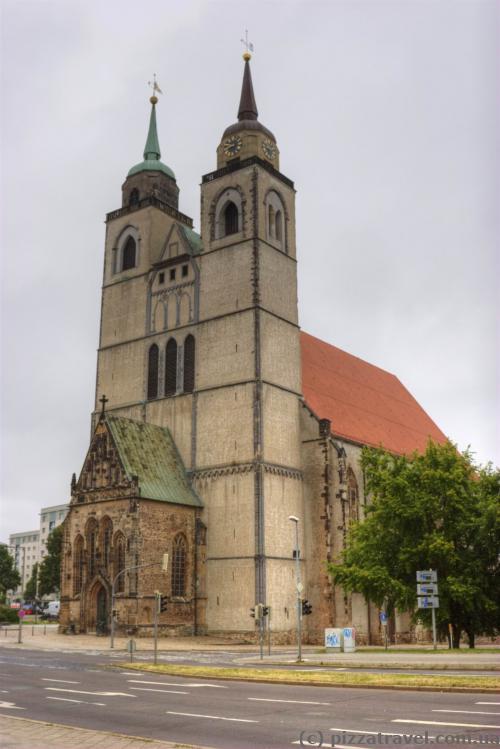 Церковь Святого Иоанна (941)