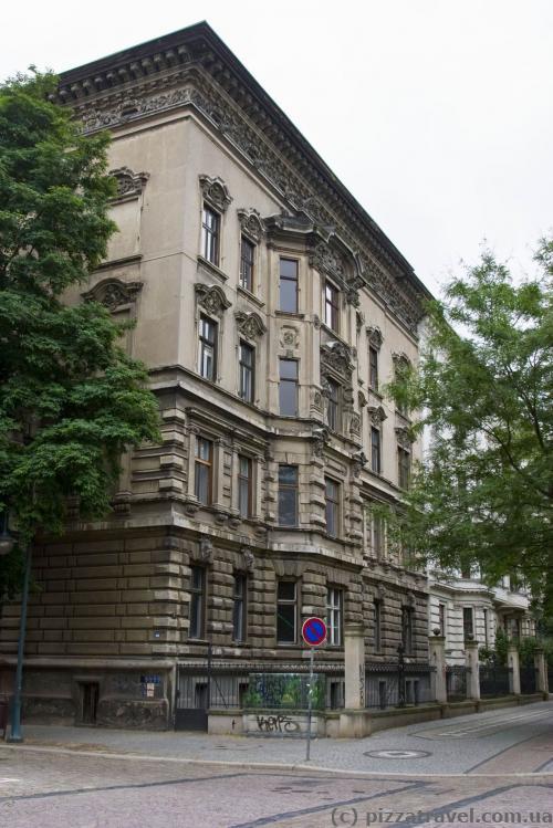 Дом на Hegelstrasse