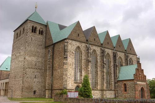 Parish Church of St. Peter (1150), restored in 1970