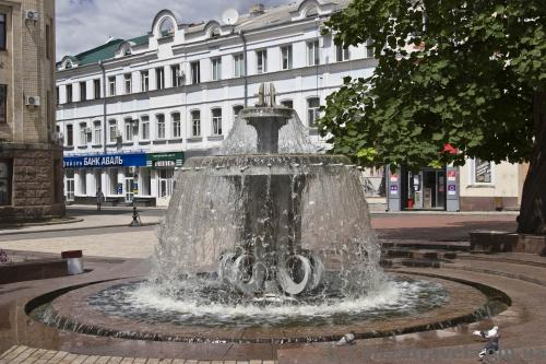 Fountain on the Kirov Square