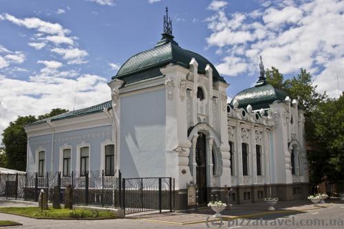 Kirovohrad Regional Museum (House of Barsky)