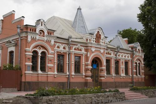 Мемориальный музей Осьмеркина