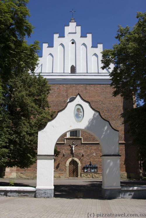 Костел Святого Варфоломія (1392)