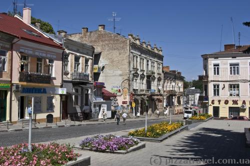 Kovalska Street