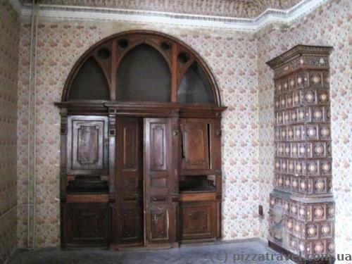 Інтер'єри будинку Барона Штейнгеля