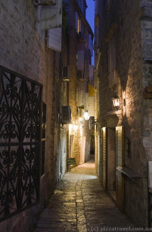 Будва - старе місто