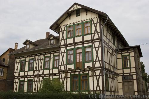 Архитектура Бланкенбурга
