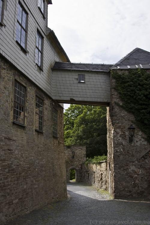 Замок Бланкенбург