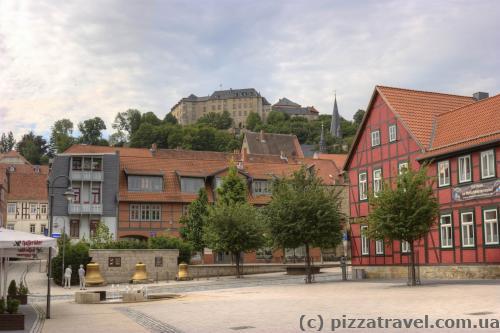 Площадь Tummelplatz
