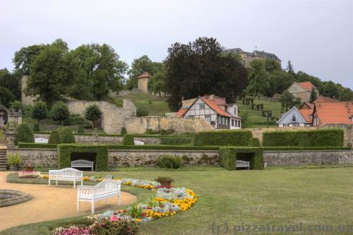 Замковий парк