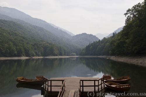 Біоградське озеро
