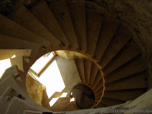 Небезпечні сходи