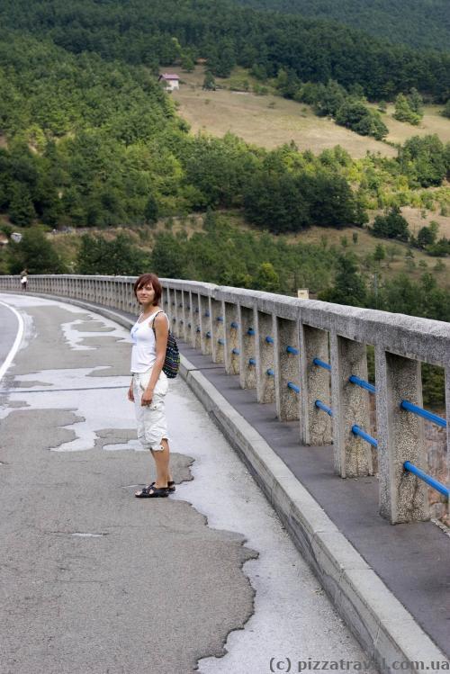 Мост Джурджевича через реку Тара