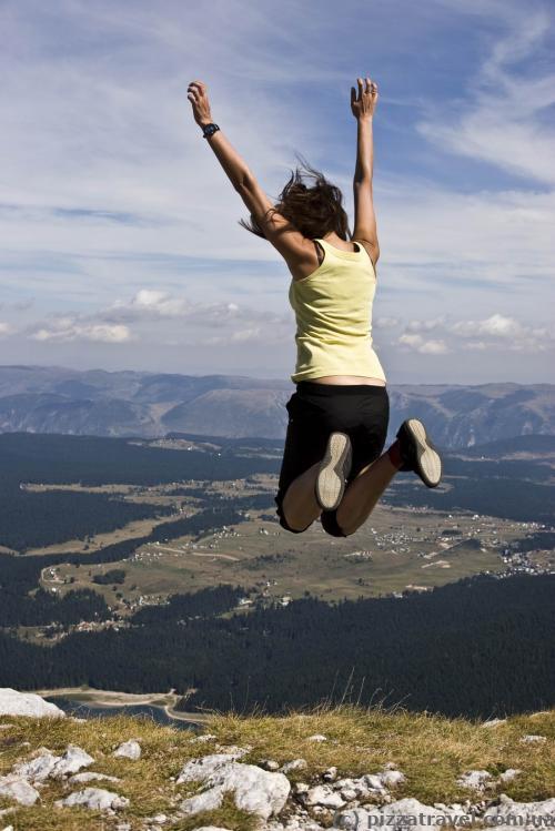 Jumping down :)