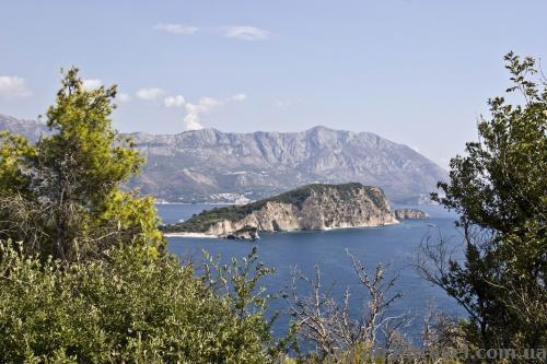Вид на острів Св. Миколи