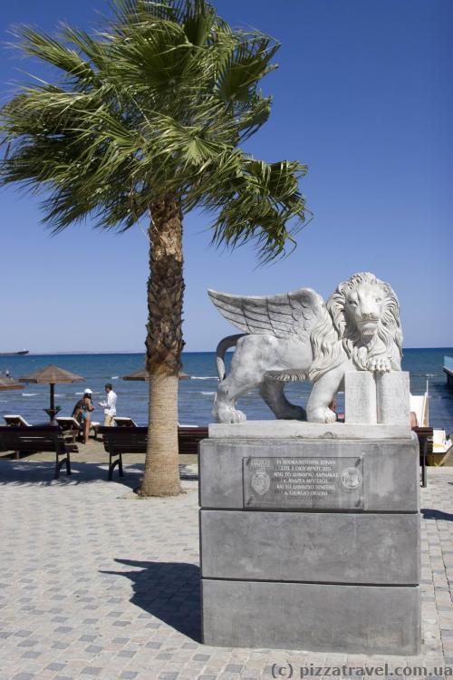 Венеціанський лев