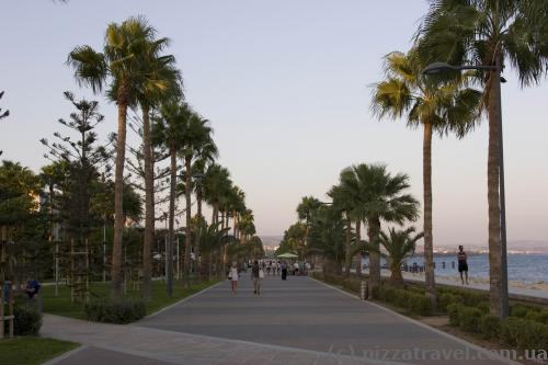 Limassol waterfront