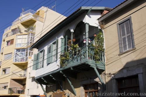 Old city of Limassol