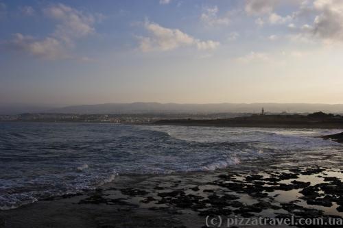 Morning in Paphos