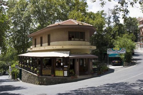 Ресторан в Пано Платрес