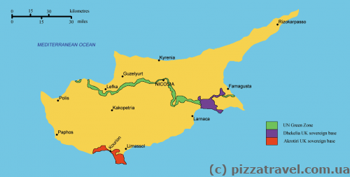 Military bases in Cyprus