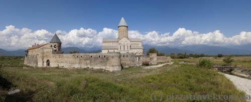 Alaverdi monastery and fortress