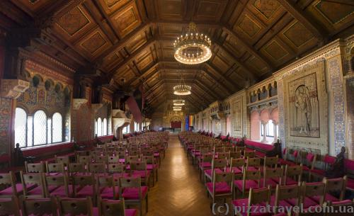 Great Hall of the Wartburg Castle