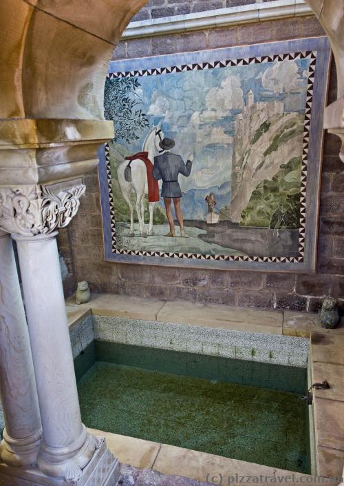 Рыцарские бани
