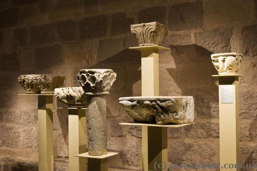 Оригинальные колонны